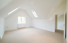 Newmarket bedroom extension leads